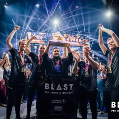 Turtle Beach Becomes Official BLAST Pro Series Copenhagen Partner
