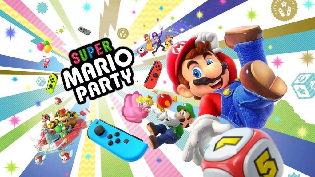 The 11 Super Mario Party mini-games that will lose you friends