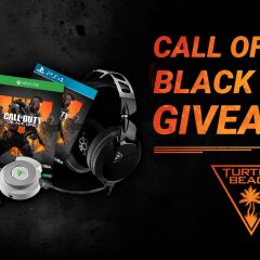 Turtle Beach X Call of Duty: Black Ops 4 Giveaway