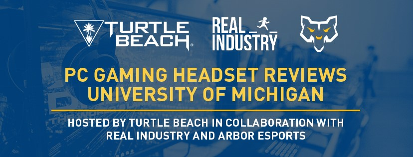 Turtle Beach, Real Industry, and Michigan State University