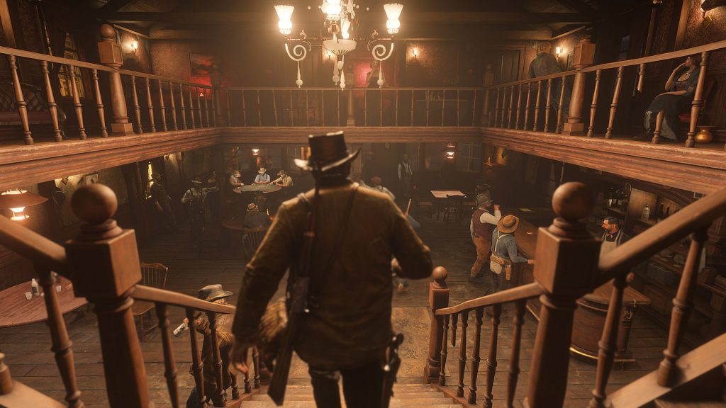 The Best Side Stories In Red Dead Redemption 2 | Turtle Beach Blog