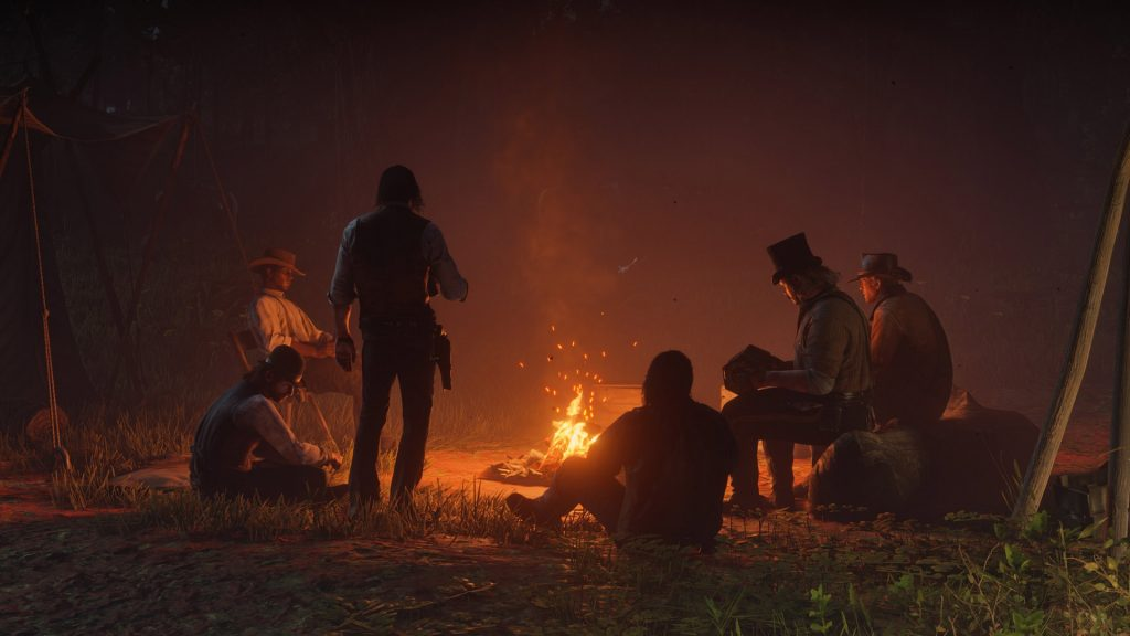 The Best Side Stories In Red Dead Redemption 2 – Reading Sharing