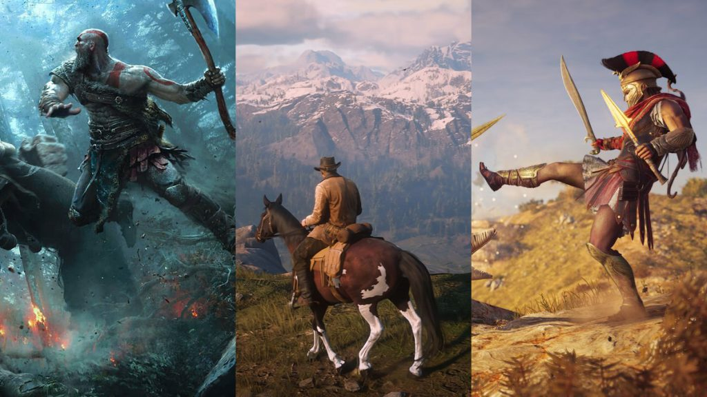 Games of the Year 2018