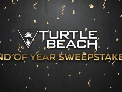 Turtle Beach 2018 End Of Year Sweepstakes