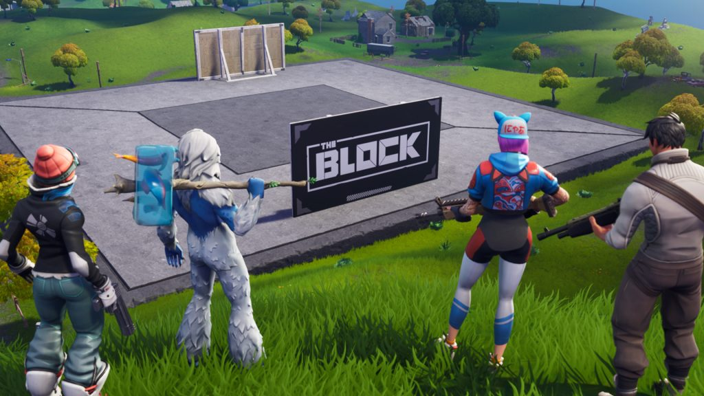 The Best Fortnite Season 7 Block Party Creations