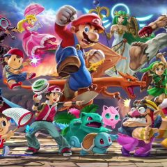 Name That Super Smash Bro!