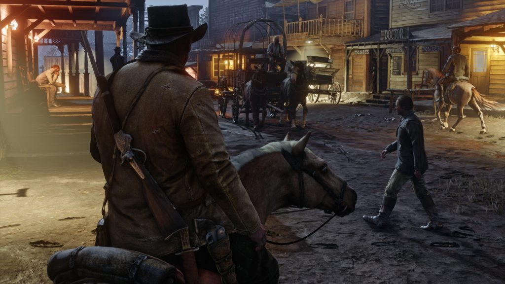 What Is Red Dead Online And How Does Its Battle Royale Work?