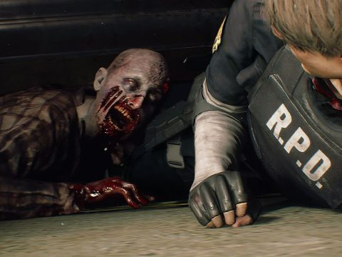 How To Survive Your First Hour In Resident Evil 2
