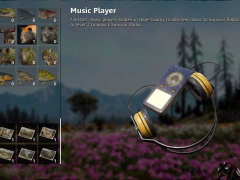 Where To Find All The Music Players In Far Cry New Dawn