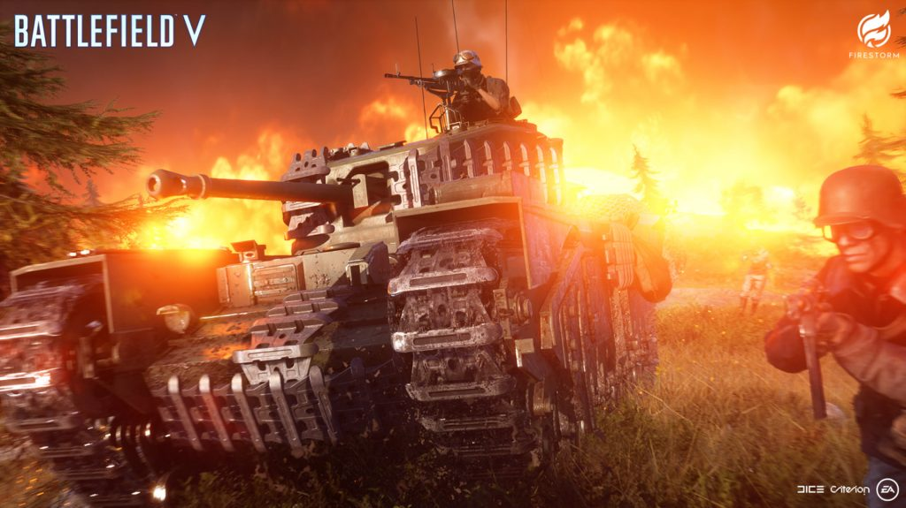 Tips for Getting Started in Battlefield V's Firestorm | Turtle Beach