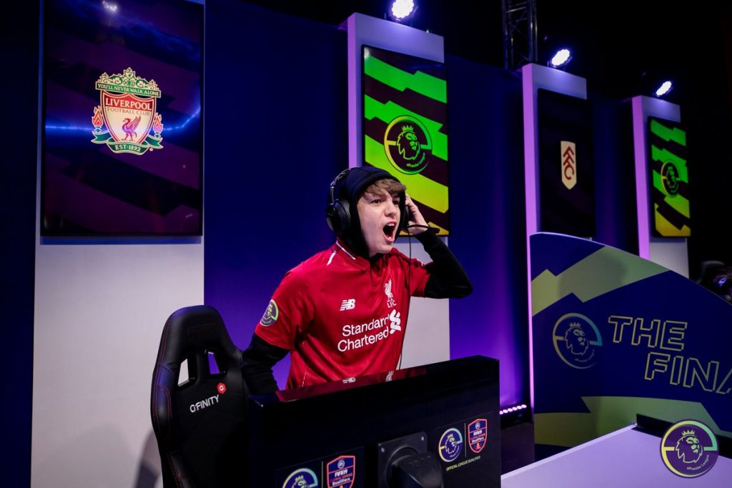 F2tekkz wins ePremiere League FIFA