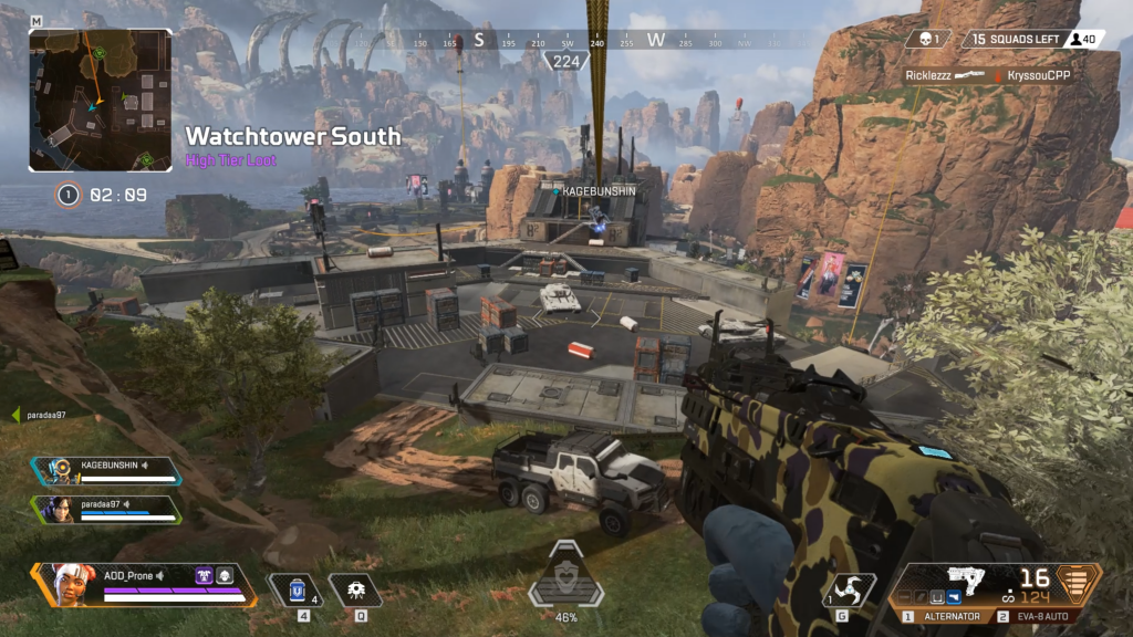Wie Apex Legends frischen Wind in die Battle-Royale-Welt