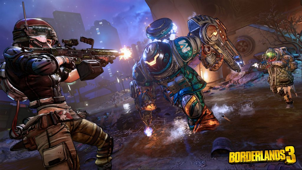 Borderlands 3 Preview: More Than Just Guns