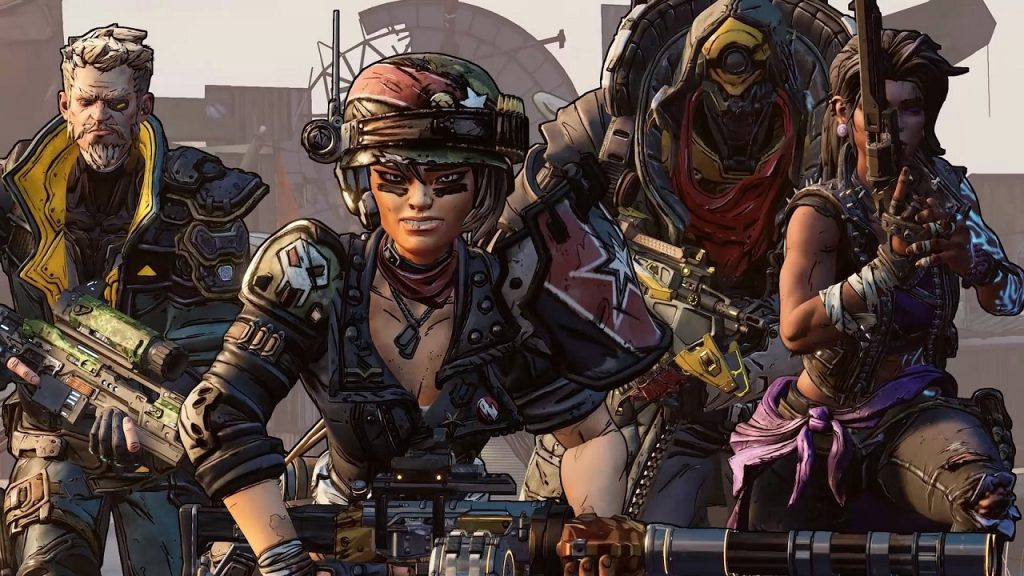 Borderlands 3 Preview Hunters