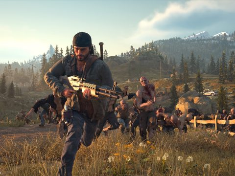 Surviving the End of the World in Days Gone