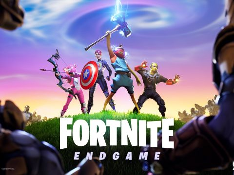 Ali-A, Luke TheNotable and More React to the Fortnite and Avengers: Endgame Crossover Event
