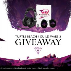 Guild Wars 2 Turtle Beach GIVEAWAY