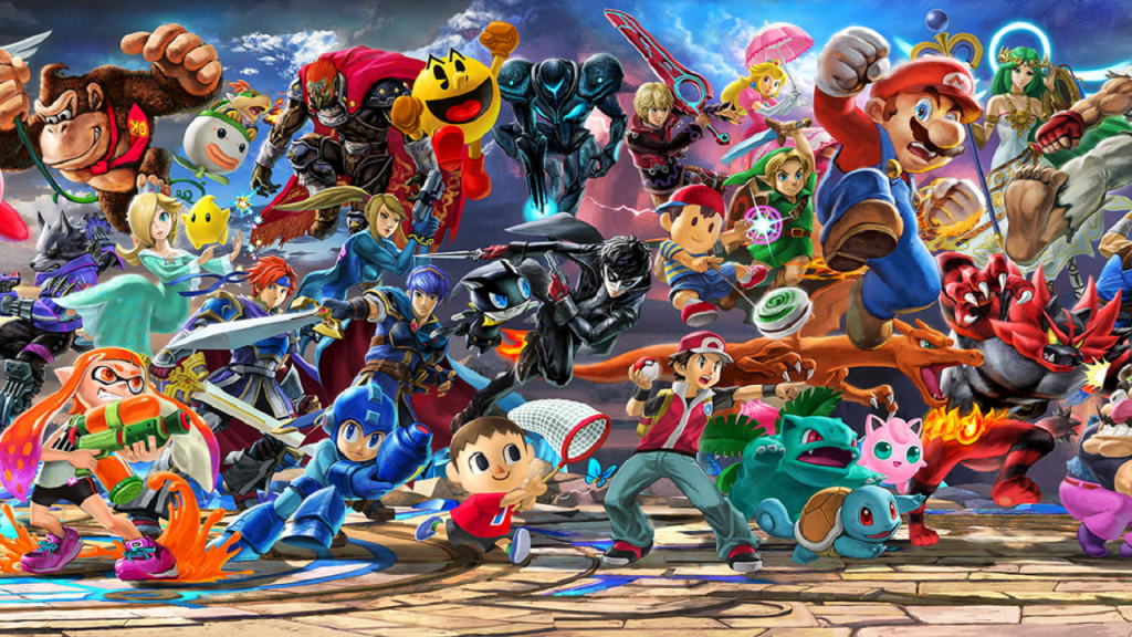 Nintendo Smash Bros e3 2019