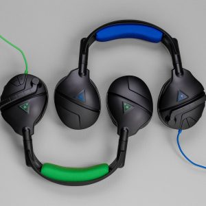 Stealth 300 in Green and Blue. PS4 and Xbox models