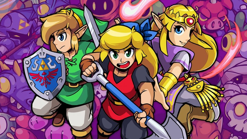 Cadence of Hyrule and the Biggest Indie Crossover of the 21st Century