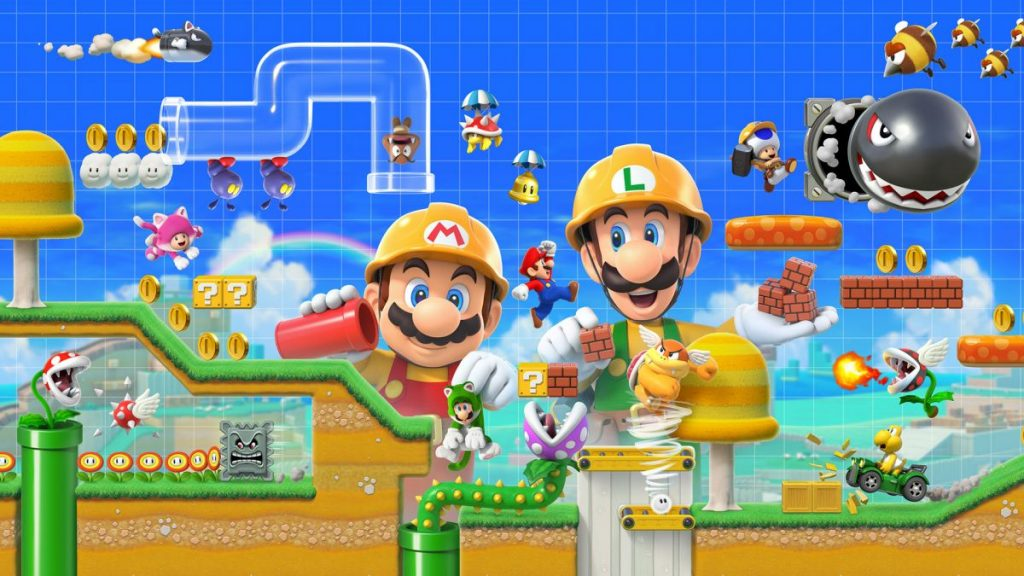 E3 2019 Showed Us Super Mario Maker 2 is a Competitive & Creative Paradise