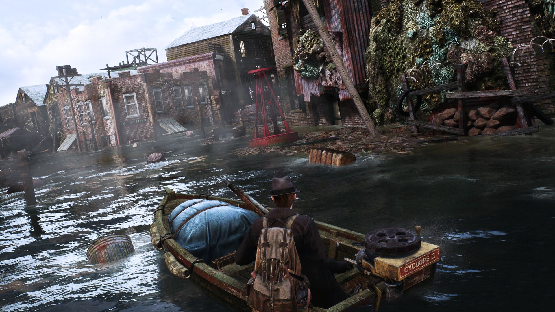 The Sinking City's Use Of Audio Is A True Bone Chilling Experience