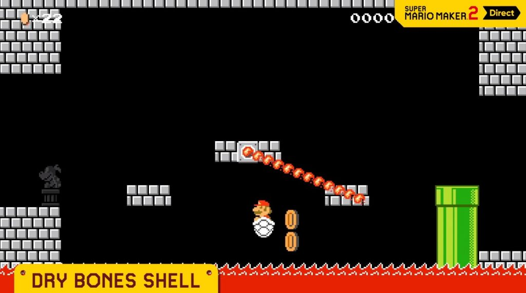 Get Creative With Super Mario Maker 2 | Turtle Beach Blog