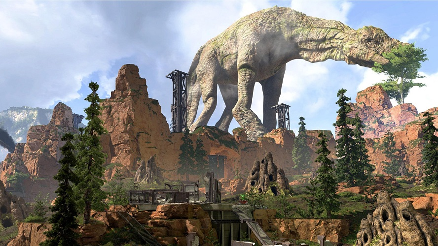 Apex Legends Season 2 Brings A Vast Goodie Bag To The Game Leviathans