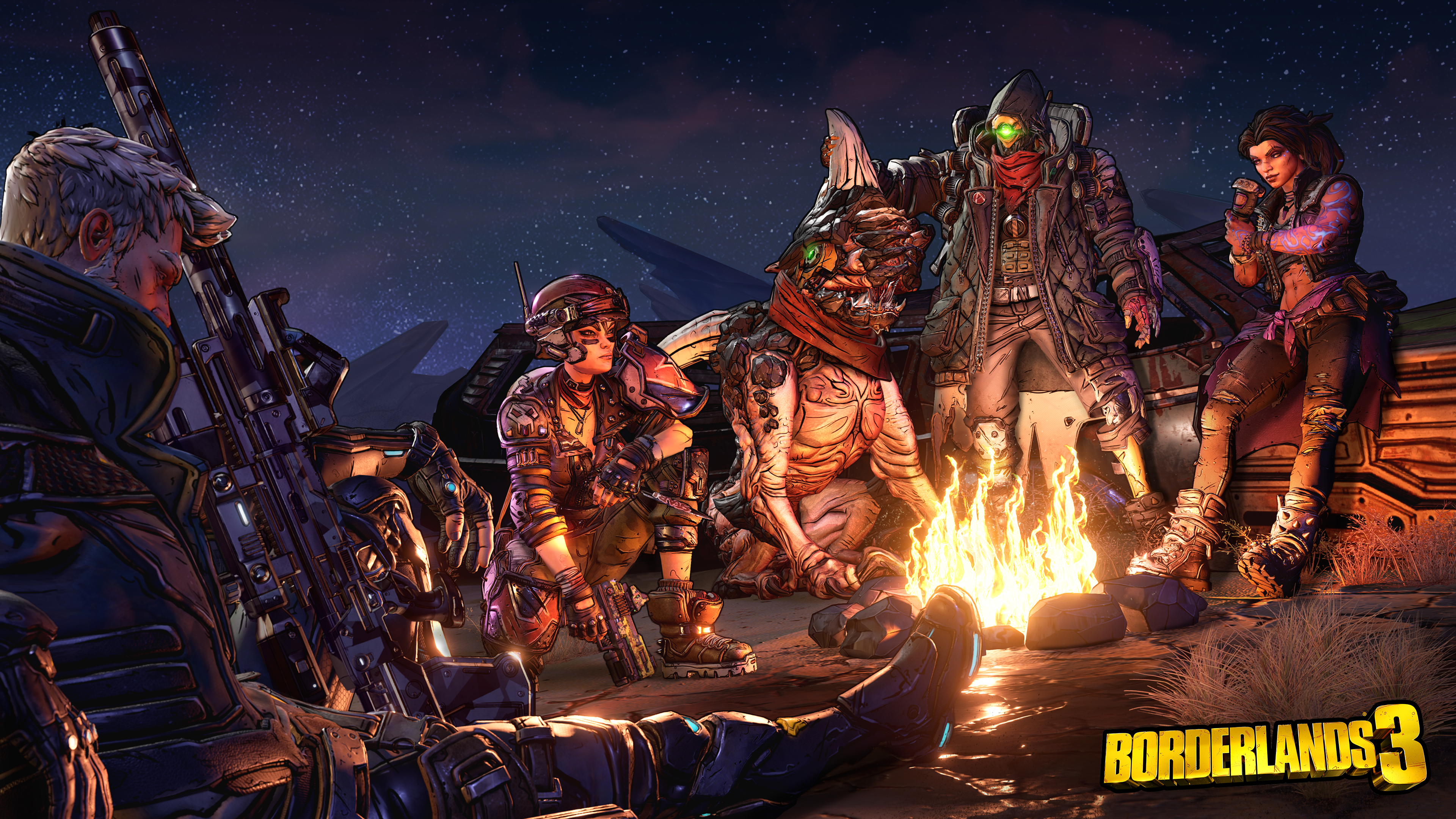 Gearbox will die Community in Borderlands 3 fördern