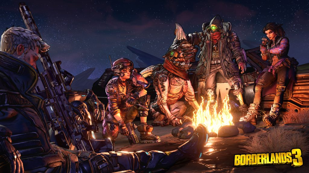 Gearbox will die Community in Borderlands 3 fördern