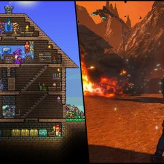 Explore A New World With Terraria And Red Faction: Guerrilla On Nintendo Switch