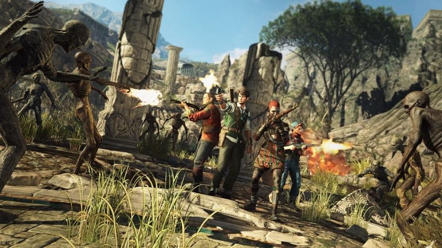 5 Funniest Modern Video Games Strange Brigade