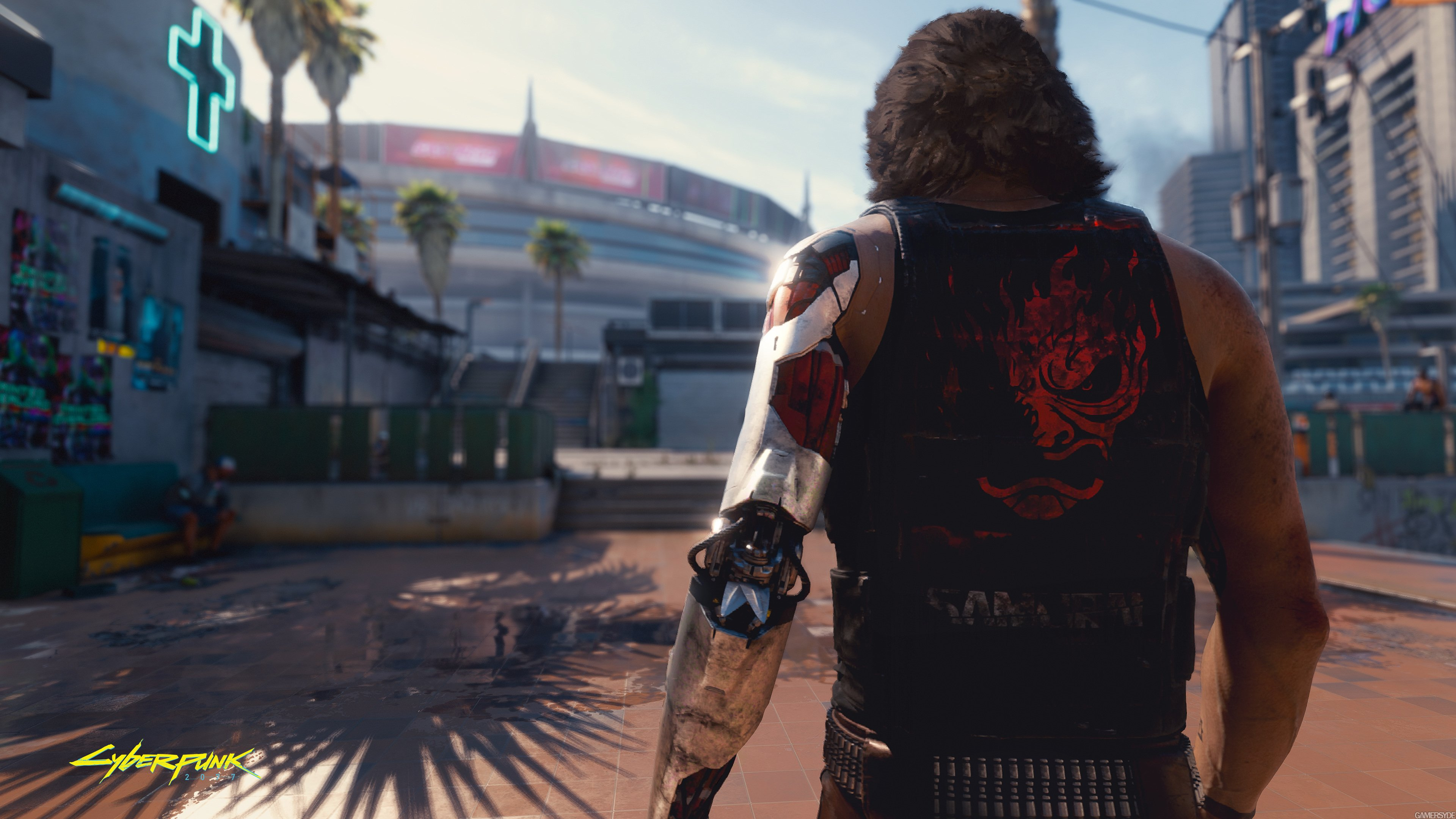 Cyberpunk 2077 Dev Diary Asks Players To Discover Who They Are