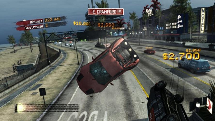 Five Metal Twisting Driving Games That Remind Us of Wreckfest Burnout
