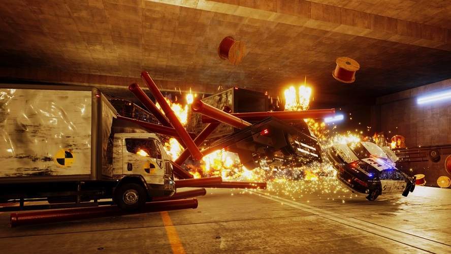 Five Metal Twisting Driving Games That Remind Us of Wreckfest Danger Zone