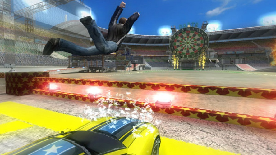 Five Metal Twisting Driving Games That Remind Us Of