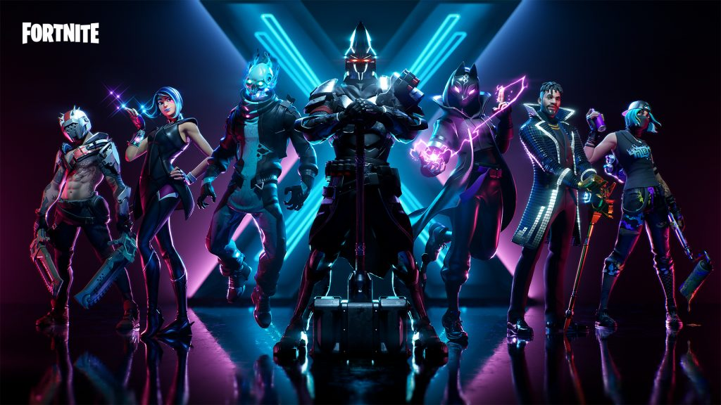 Fortnite Season X Looks to the Past for its Future