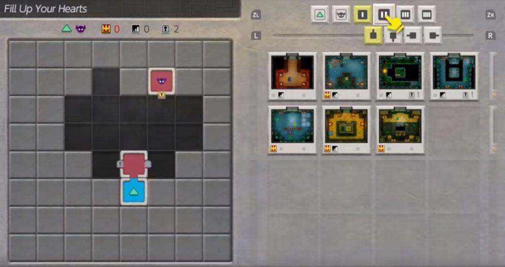 Link's Awakening Dungeon Editor