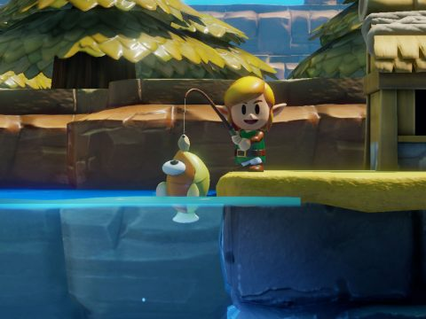 The Link's Awakening Remake Is So Much More Than A Remake