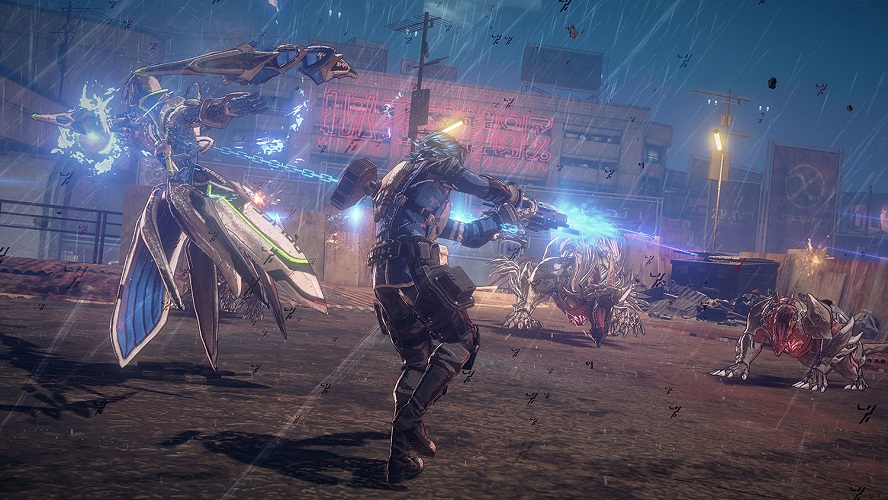 Astral Chain Legions & Where to Find Them Arrow