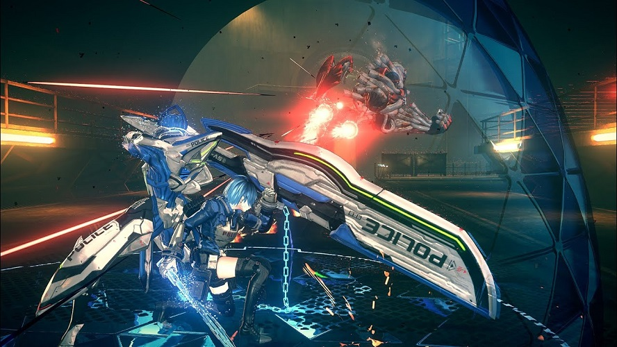 Astral Chain Legions & Where to Find Them Axe
