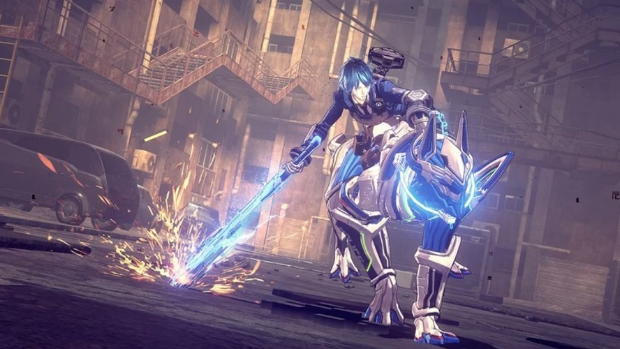 Astral Chain Legions & Where to Find Them Beast