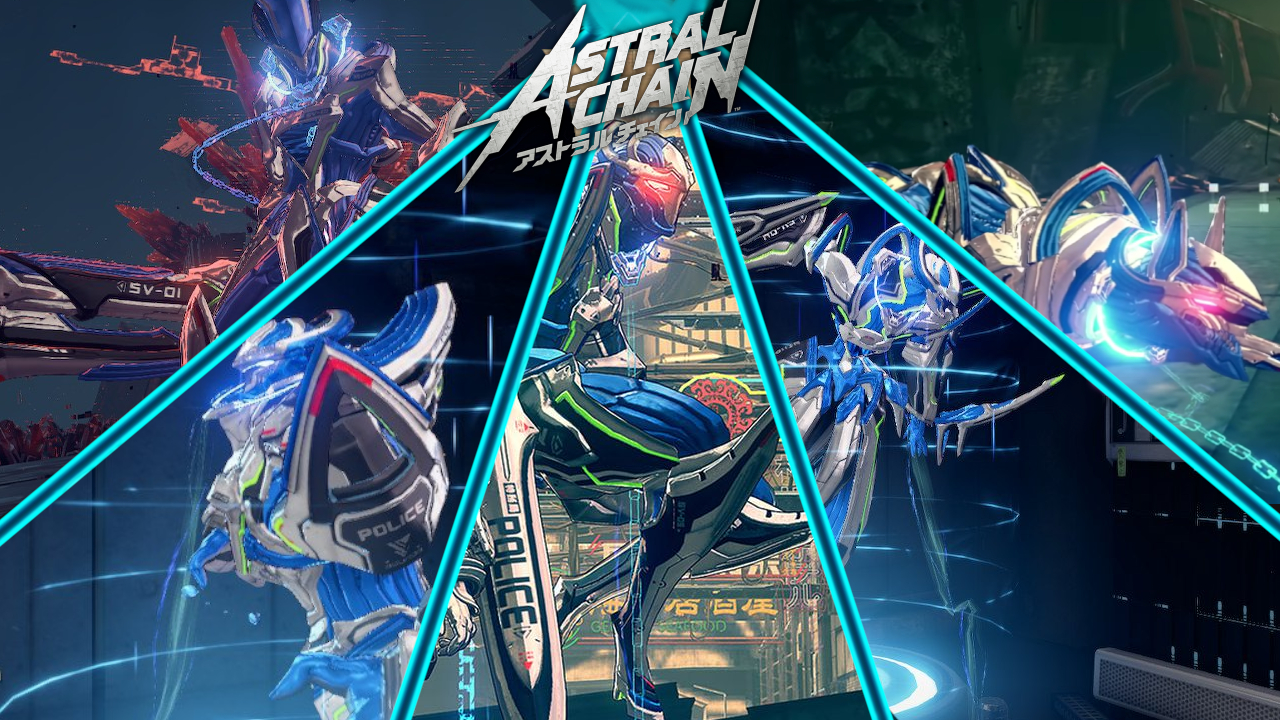 Astral Chain – Legions & Where to Find Them