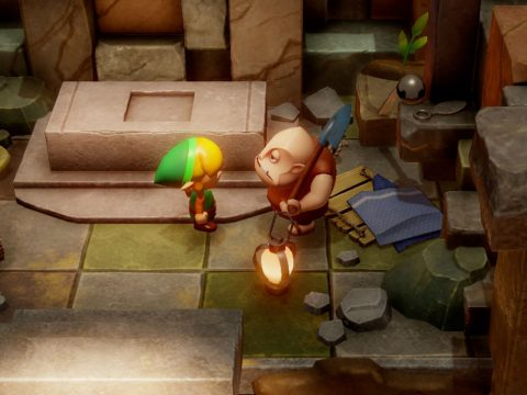 How The Chamber Dungeon Maker In Link's Awakening Works
