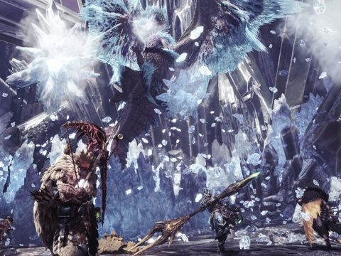 Monster Hunter World Iceborne Rewards Players Returning To The Hunt
