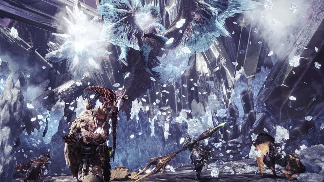 Monster Hunter World Iceborne Rewards Players Returning To The Hunt