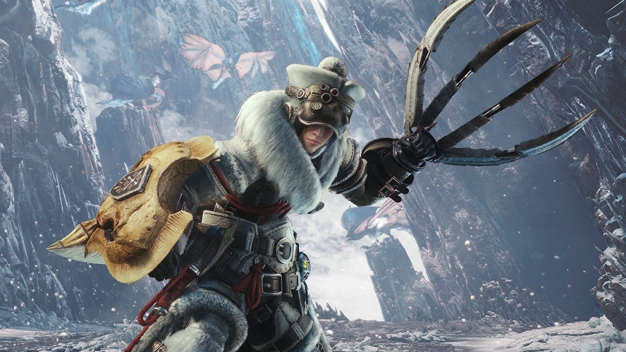 Monster Hunter World Iceborne Rewards Players Returning To The Hunt Clutch Claw