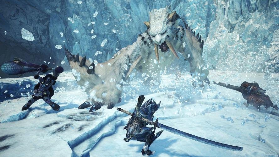 Monster Hunter World Iceborne Rewards Players Returning To The Hunt New Monsters