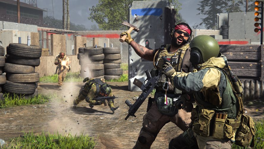 2019's Best PC Games To Play Over The Holidays Call of Duty Modern Warfare