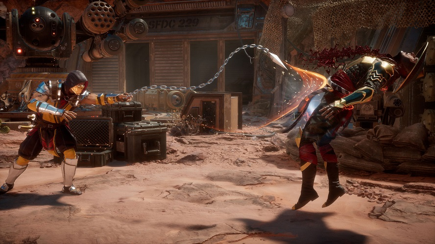 2019's Best PC Games To Play Over The Holidays Mortal Kombat 11